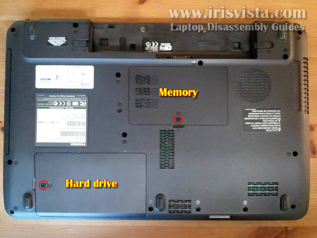 Toshiba Satellite L650 Drivers