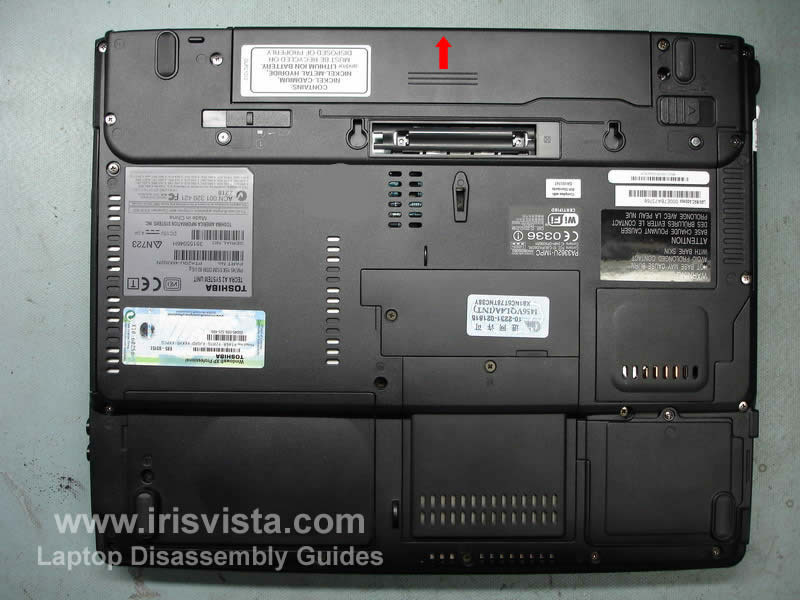 toshiba tecra a2 satellite a55 disassembly guide rh irisvista com irisvista disassembly guides for toshiba's Information Guide