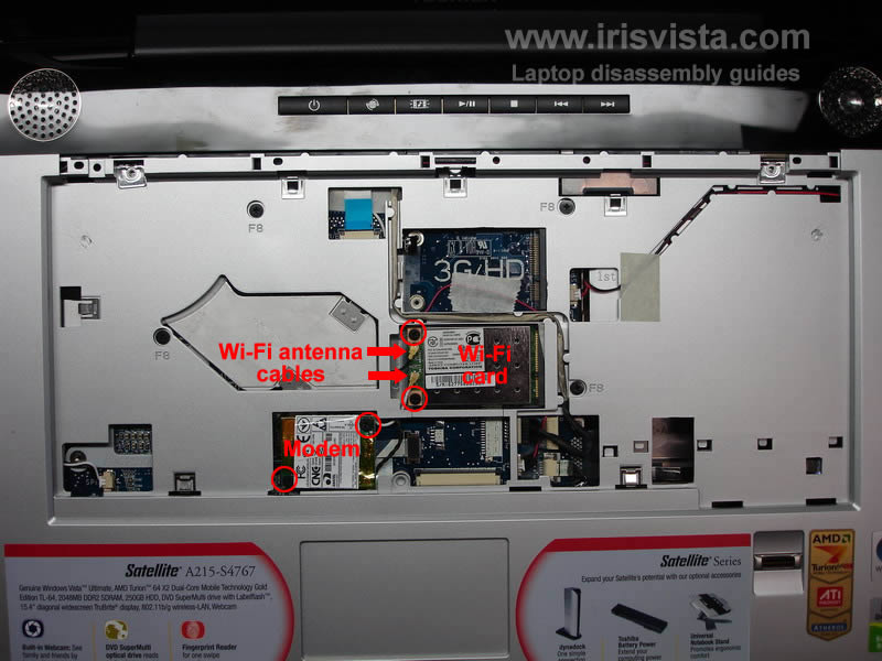 Image Result For Toshiba Laptop Satellite Motherboard